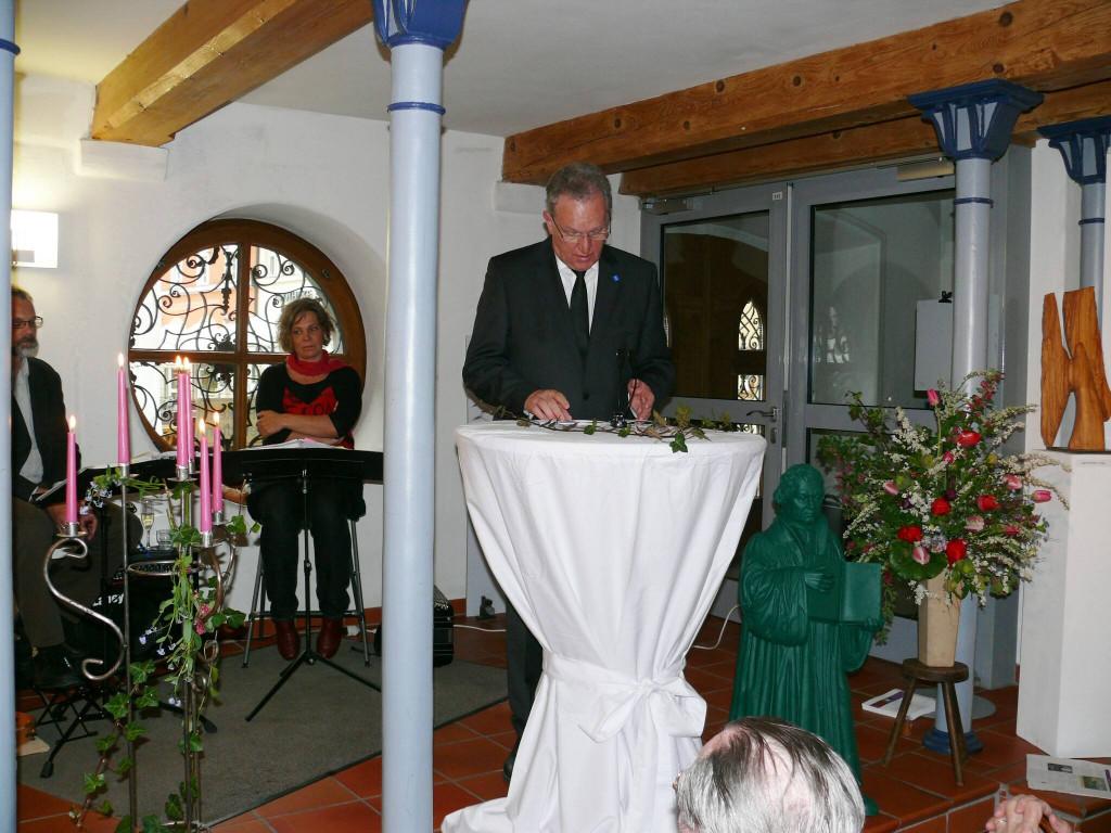 Landrat Gebhard Kaiser