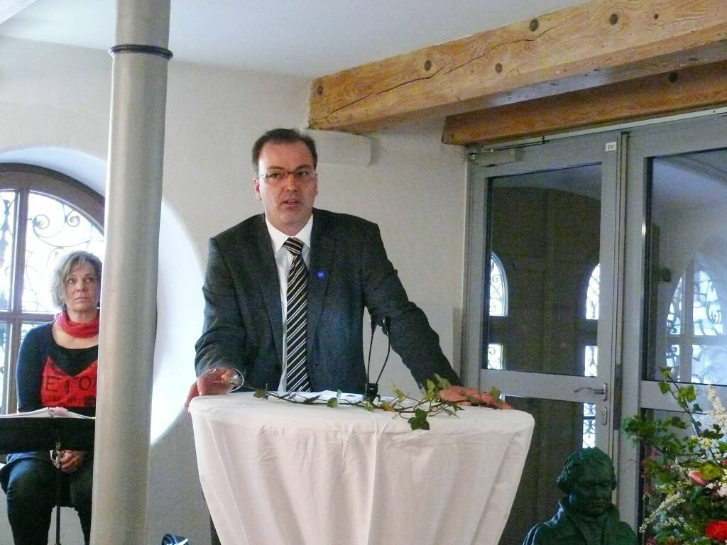 Zweiter Bürgermeister Thomas Wurmbäck