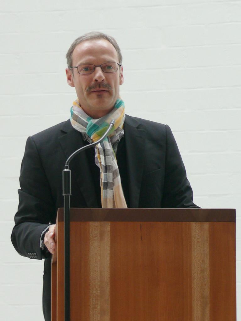 Martin Wilhelm Vorsitzender Freundeskreis Erlöserkirche