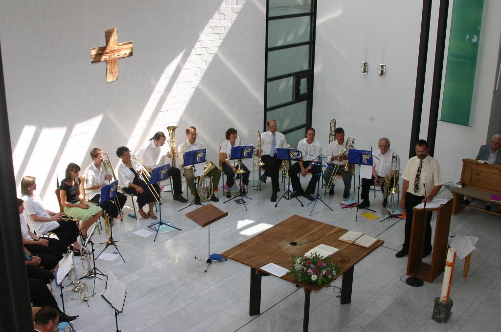 Chorjubiläum 2006